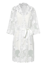 Load image into Gallery viewer, SOFIA LUXURY LACE ROBE