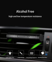 Load image into Gallery viewer, Car Air Conditioning Fragrance Bar with Solid Colognes Essential Oil