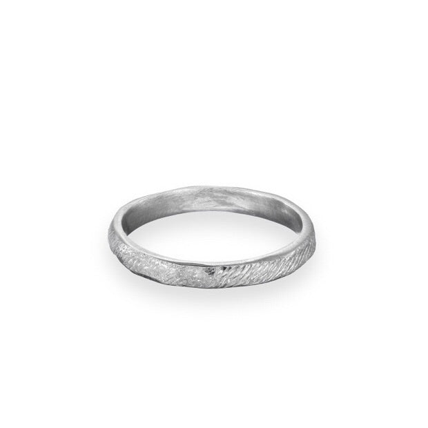 Antique finish Wedding ring | white gold wedding ring | ladies wedding ring | irish jewellery | Irish goldsmith | rustic wedding ring | handmade wedding ring Ireland | handmade Jewellery Ireland | Yellow Gold Wedding ring | rose gold wedding ring