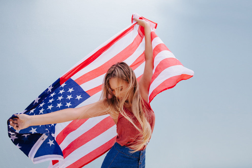 Create a Star-Spangled Banner Look with These Must-Have 4th of July Makeup Products