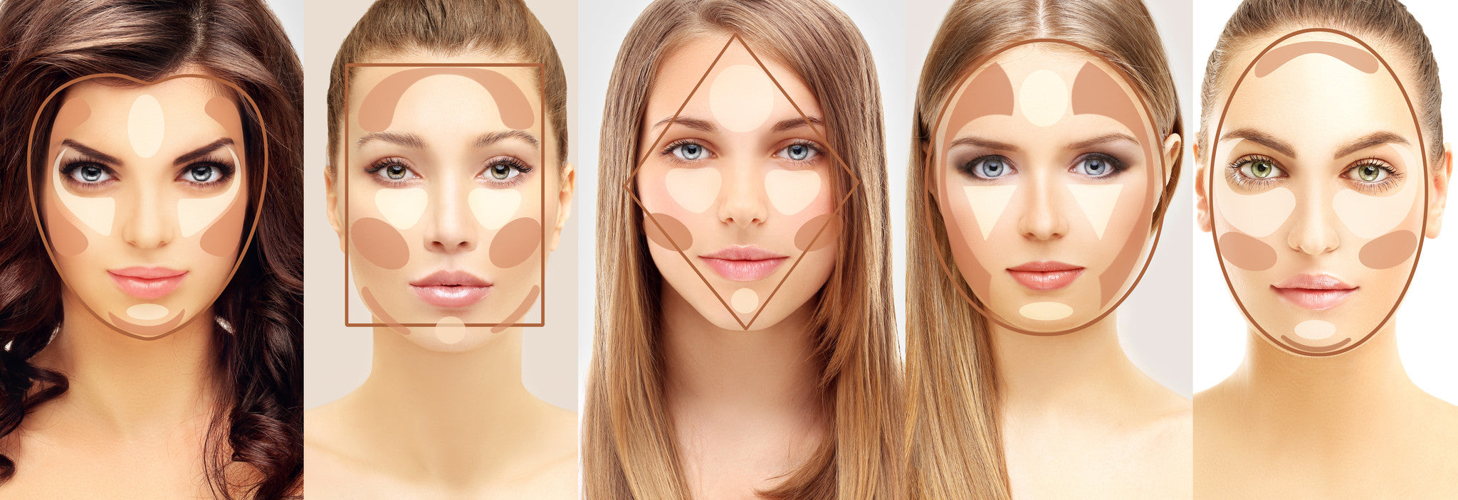 Be Your Own Canvas Master Contouring And Lighting Palladio Beauty
