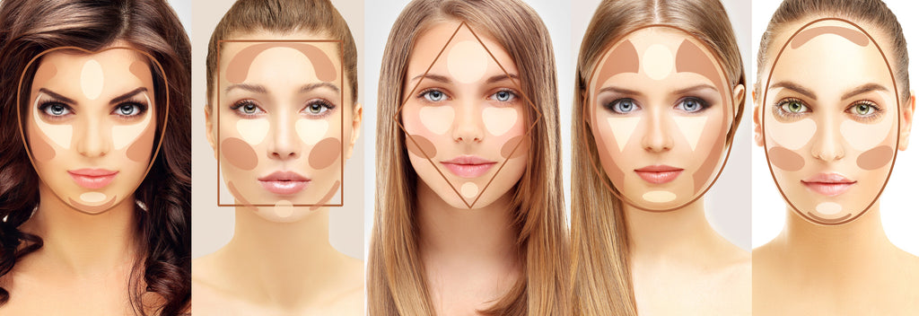 Be your own canvas, master contouring and lighting