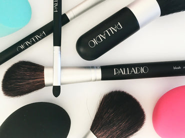 Brush Up On Your Makeup Skills: 8 Essential Beauty Brushes and How to Use Them