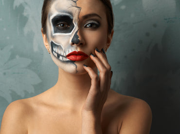Keep Your Halloween Makeup On All Night With These Nifty Tips and Tricks