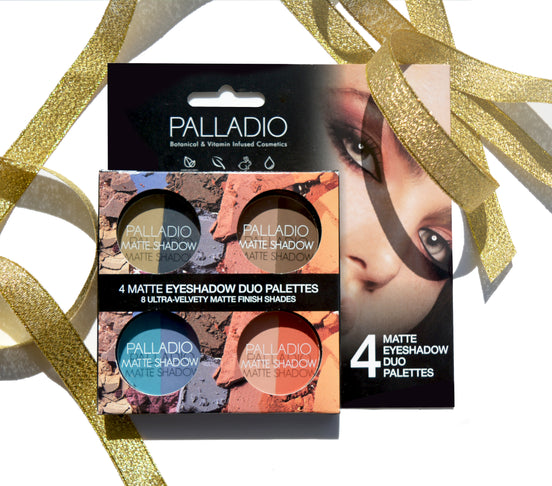 Matte Eyeshadow Duo Collection