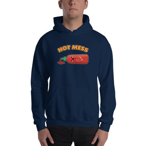 Hot Mess Hooded Sweatshirt
