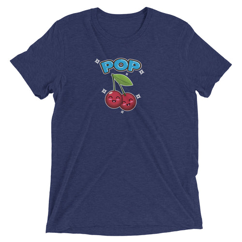 Cherry Pop Tri-Blend T-Shirt