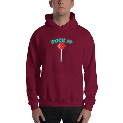 Suck It Hooded Sweatshirt
