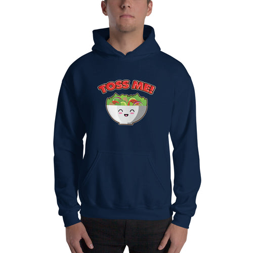 Toss Me!Hooded Sweatshirt