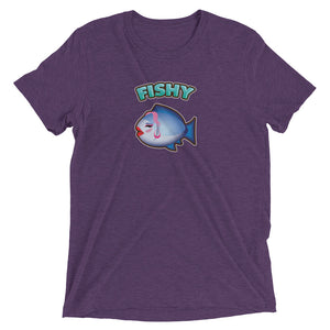 Fishy Tri-Blend T-Shirt
