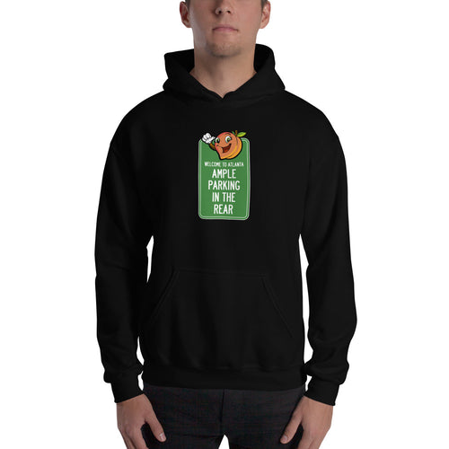 ATL Parking Issues Hooded Sweatshirt