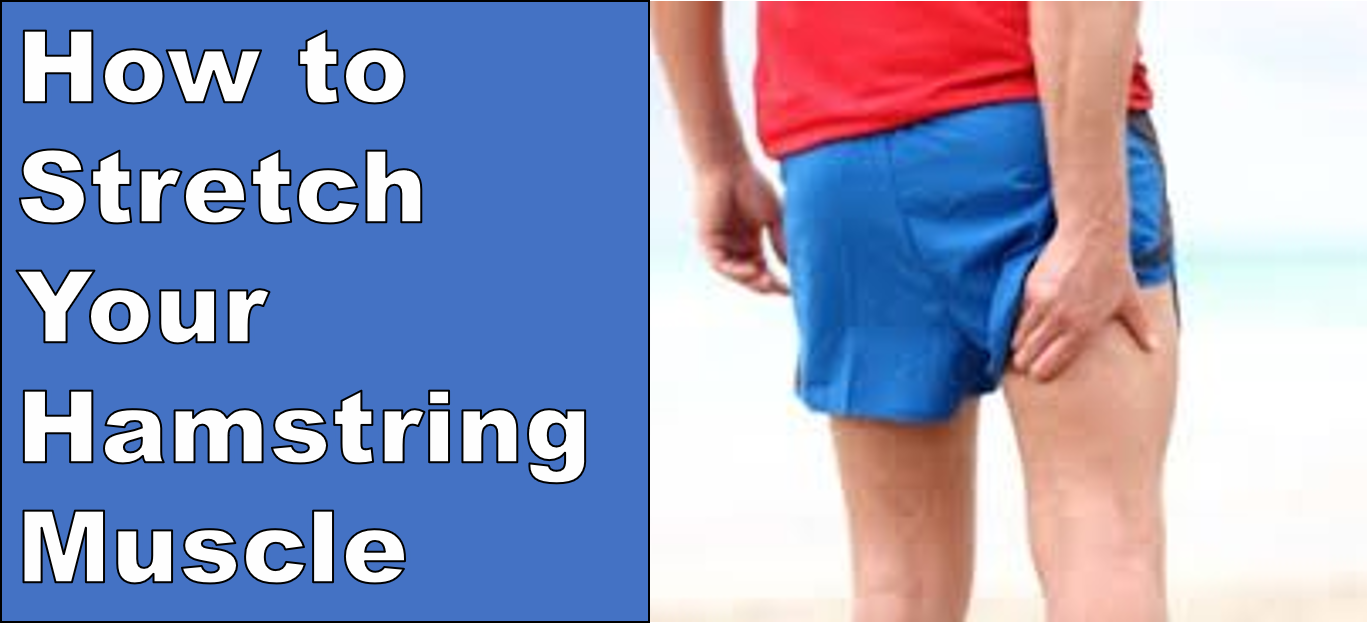 How to stretch Hamstring