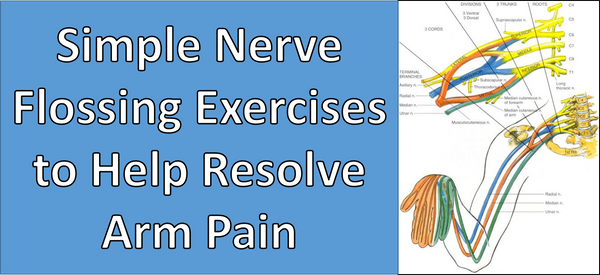 Simple Nerve Flossing Exercises to Help Resolve Arm Pain