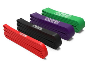 POWER GUIDANCE RESISTANCE BANDS 4 PCS SET