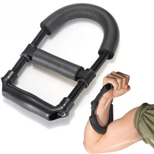 Power Grip - Built Strong Wrist Forearm Hand