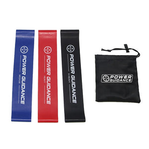 POWER GUIDANCE Resistance Band Exercise Loop Set