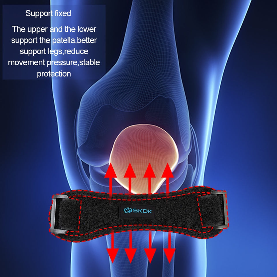Sports Patella Knee Strap