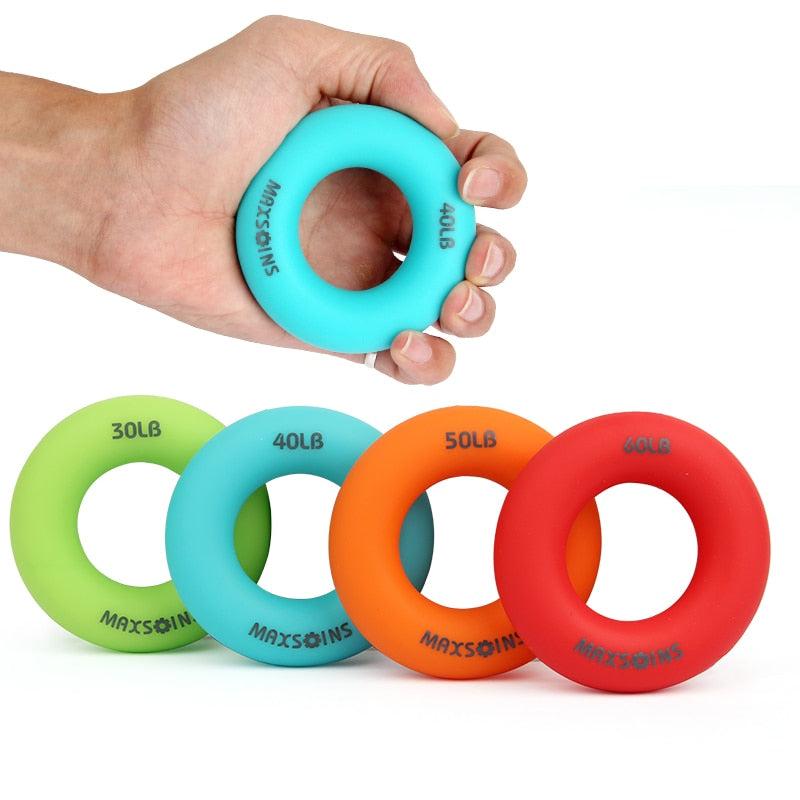 Silicone Hand Grip Ring
