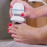 Pedi Vac Foot File and Callus Remover