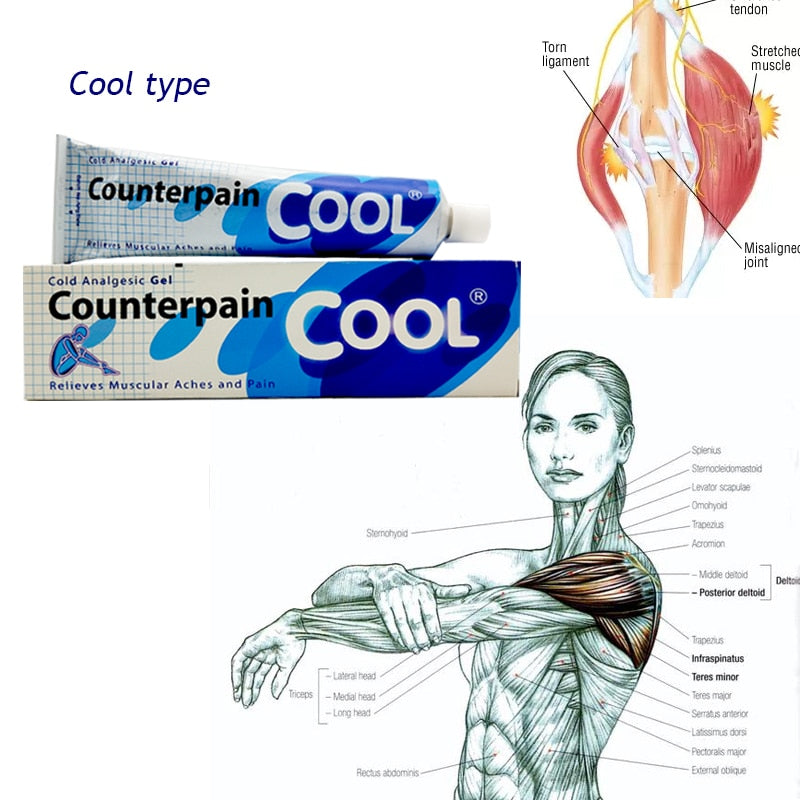 Counterpain Cool Gel