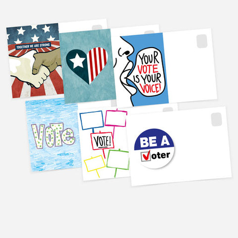 Postcards to Voters Collection