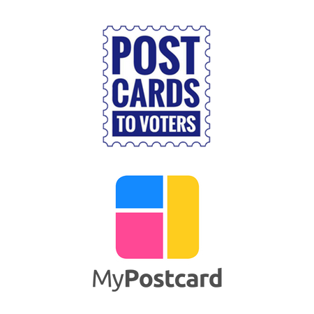 MyPostcard & Postcards To Voters