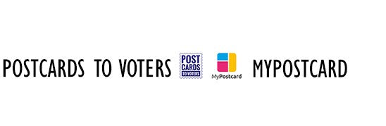 Postcards for Voters