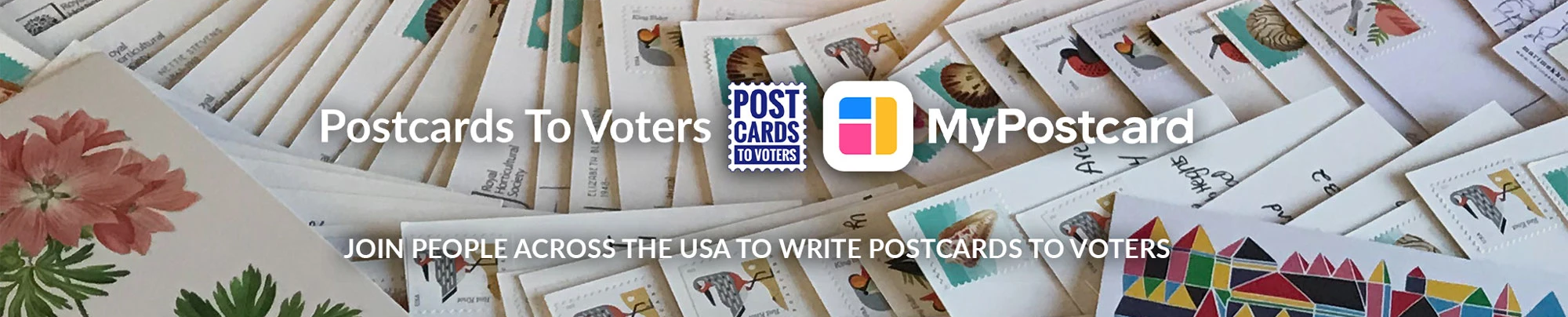 Postcards to Voters & MyPostcard