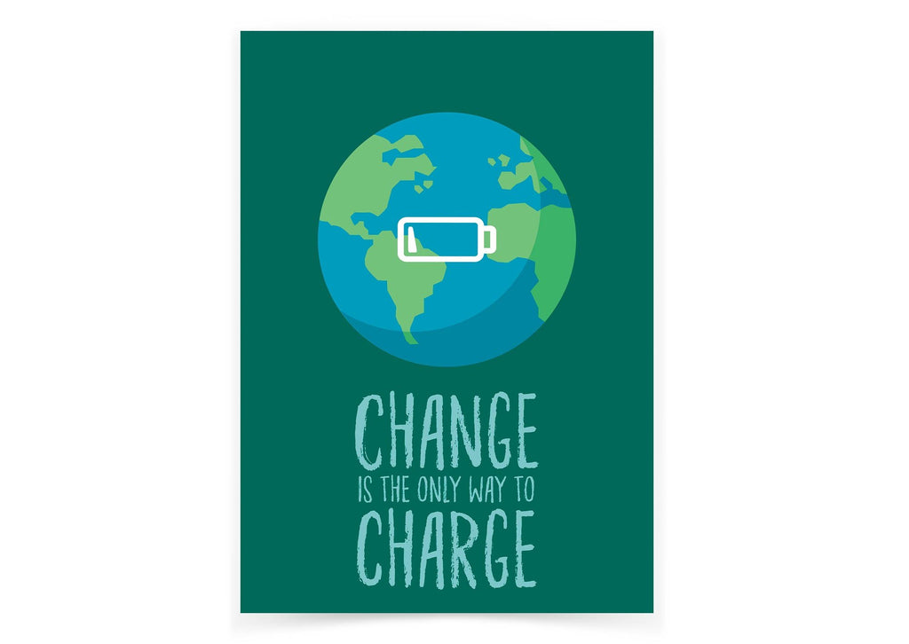 Change is the only way to Charge