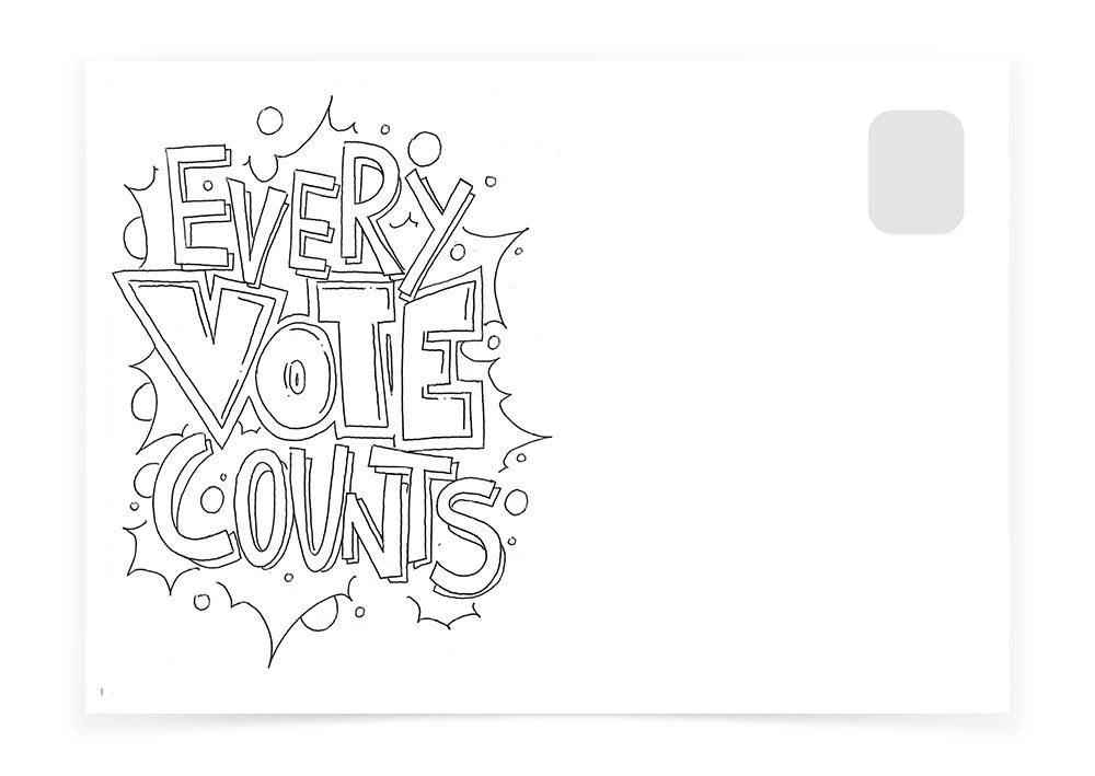 Every Vote Counts - Sketch