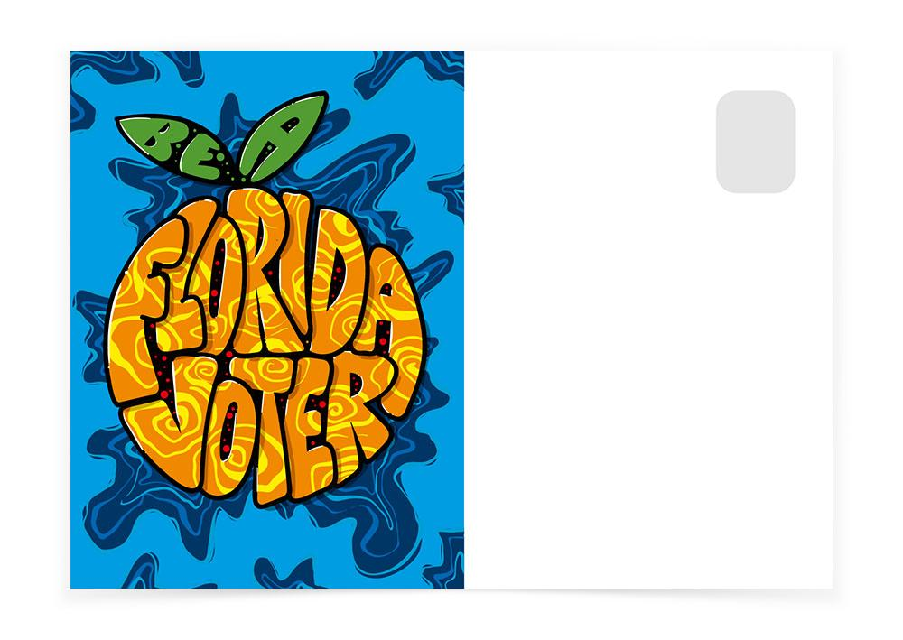 Florida - Orange - Postcards to Voters