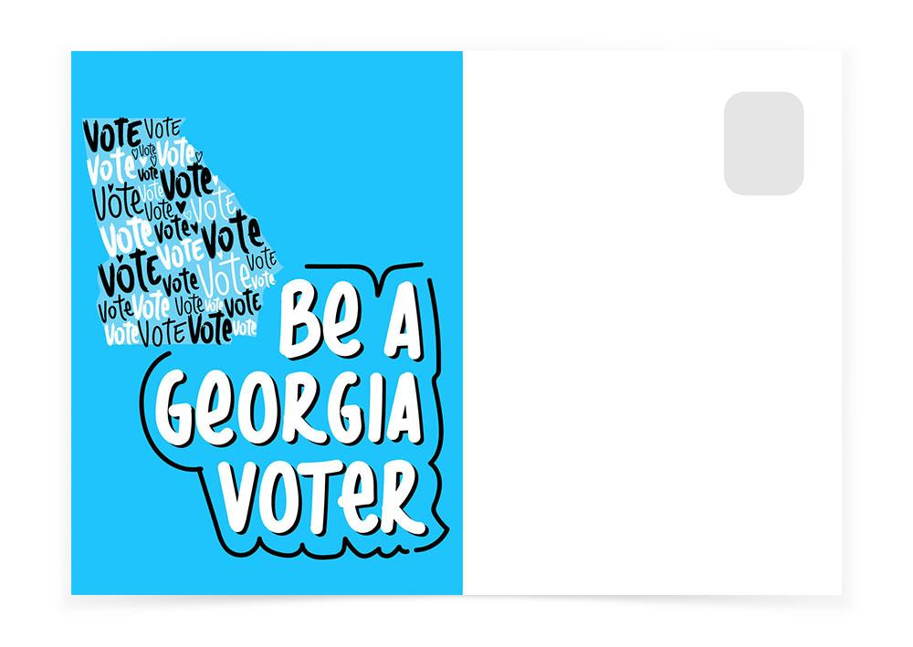Be A Georgia Voter