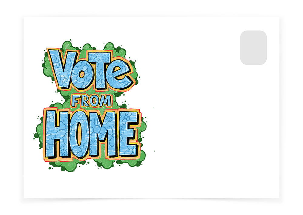 Vote from Home - Bloc