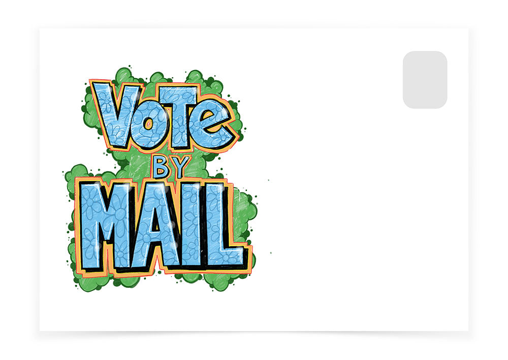 Vote by Mail - Bloc
