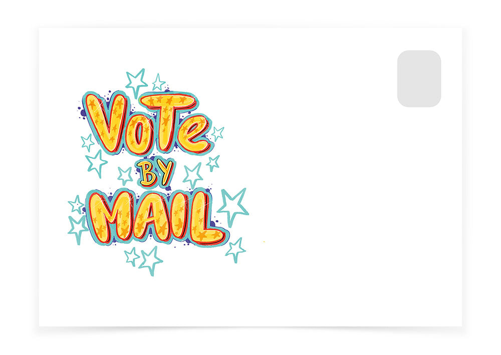 Vote by Mail - Bubble
