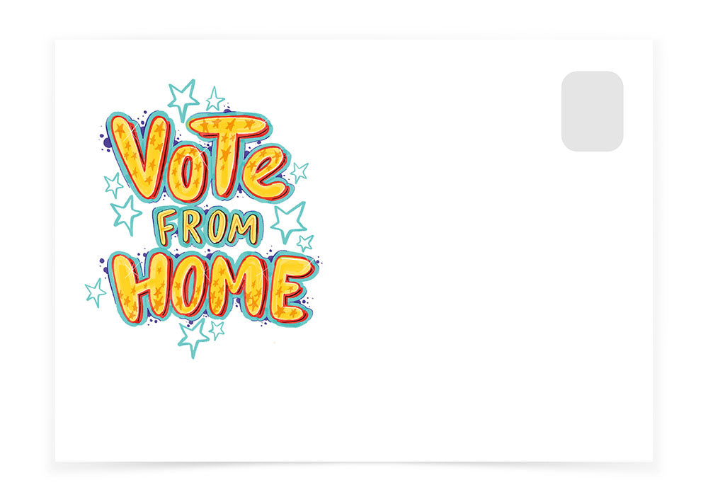 Vote from Home - Bubble