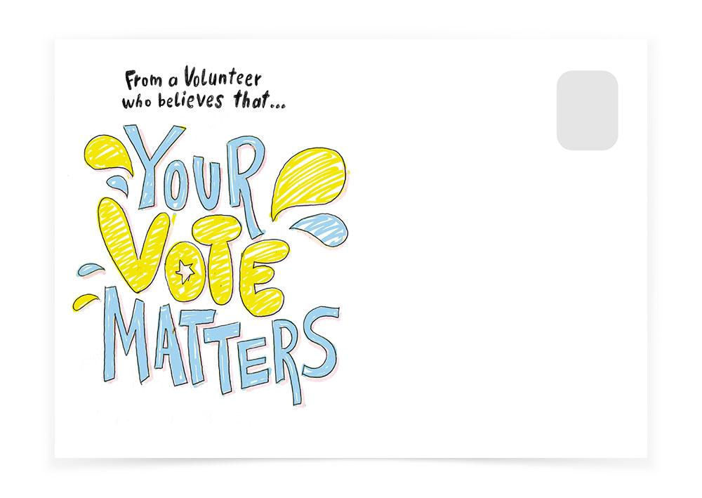 Your Vote Matters - Splash