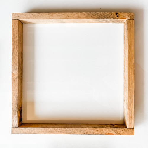 Rustic Basic Frame $35 and up