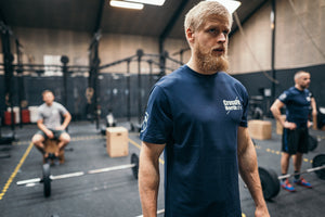 Crossfit North 579 - Herre T-shirt