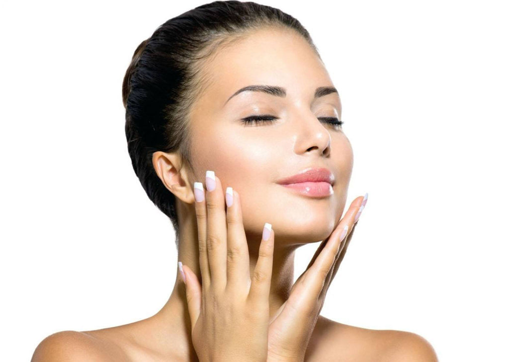 Techniques for glowing skin