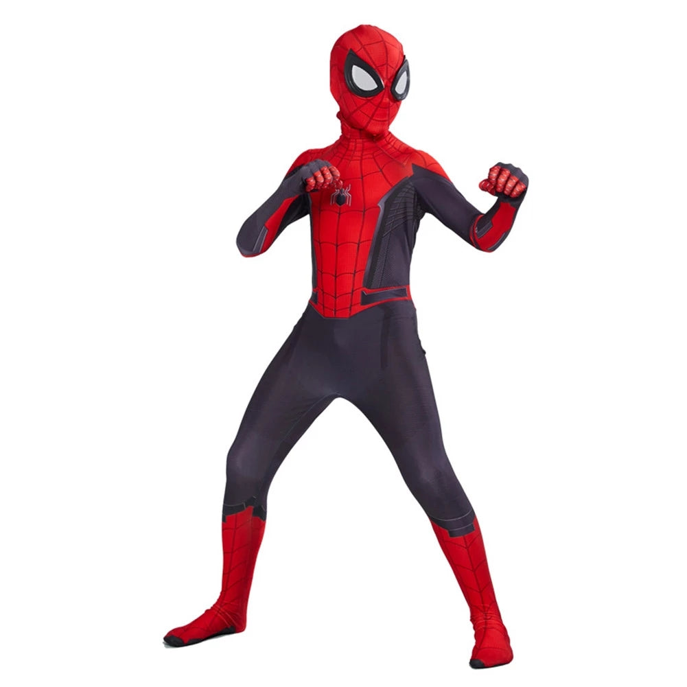 Inspired by Spider-man Kids Jumpsuit | Cosplay Bodysuit