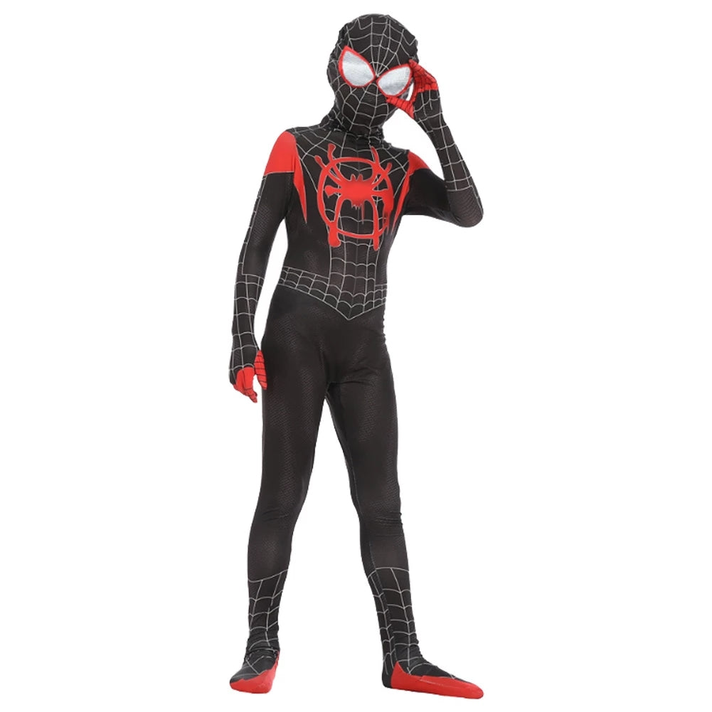 Inspired by Spider Kids Verse Miles Jumpsuit