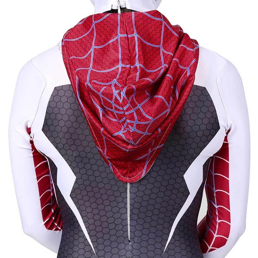 Inspired by Gwen Stacy Spider-man Costume