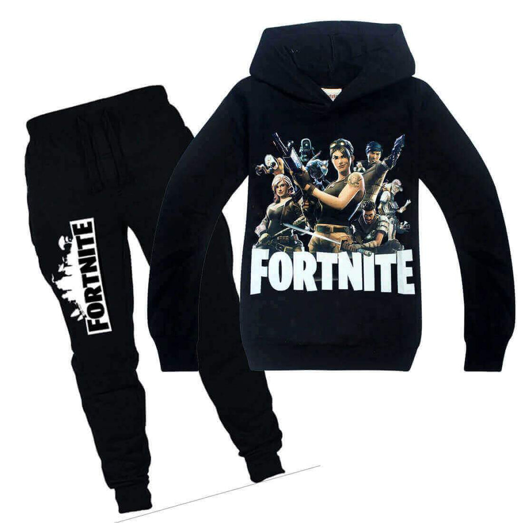 Inspired by Fortnite Clothing Kids Hoodies AND Top with Pants Sets