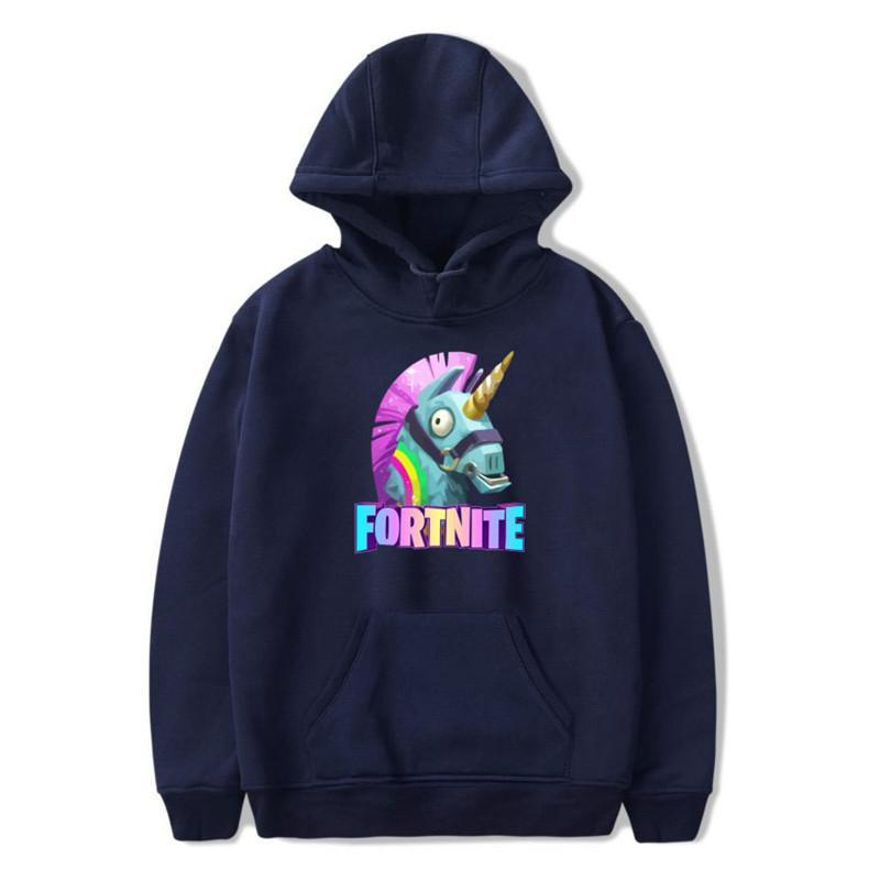 Inspired by Fortnite Hoodie Unisex Rainbow Smash Sweatshirt