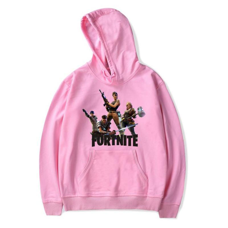 Inspired by Fortnite Hoodie 3D Printed Unisex Pullover Sweatshirt