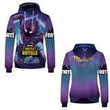 Inspired by Fortnite Hoodie Unisex Casual Sweatshirt Youth Boys