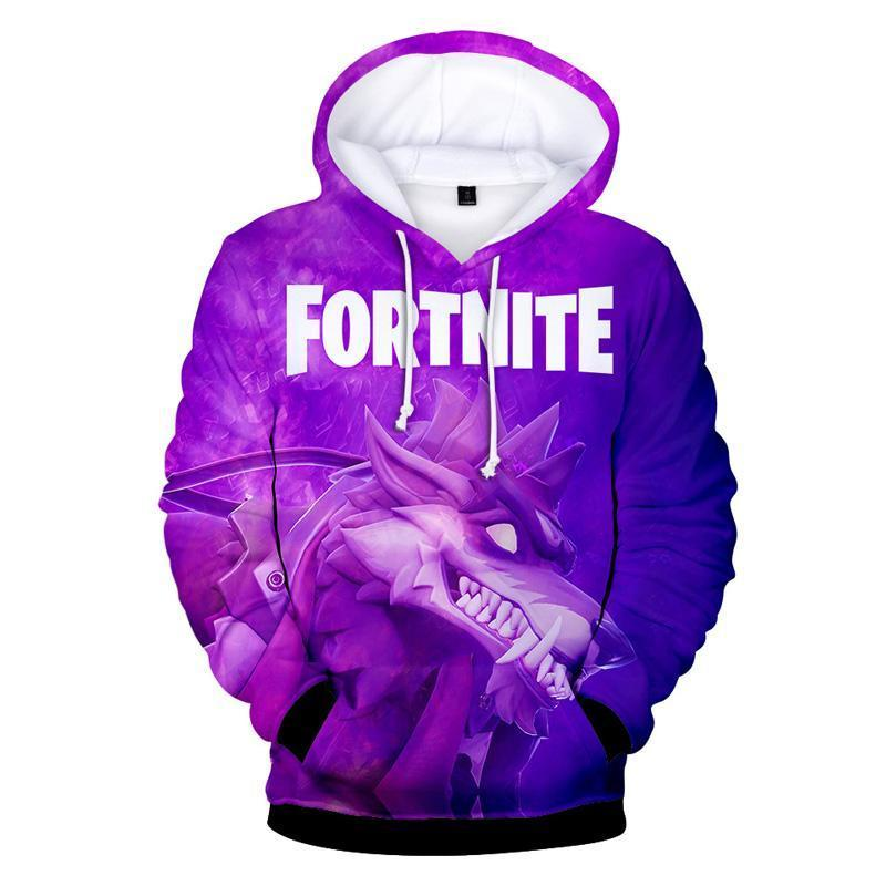 Inspired by Fortnite Sweatshirt 3D Print Hoodie