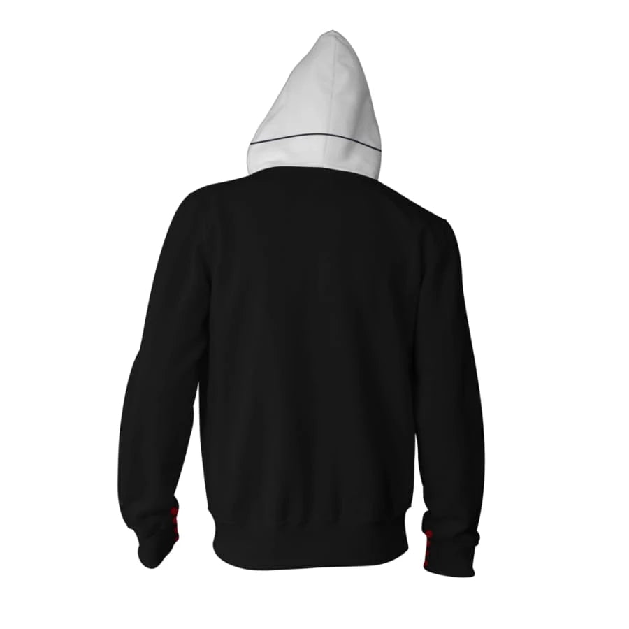 Inspired by Persona 5 Hoodies Akira Kurusu Cosplay Zip Up Sweatshirt