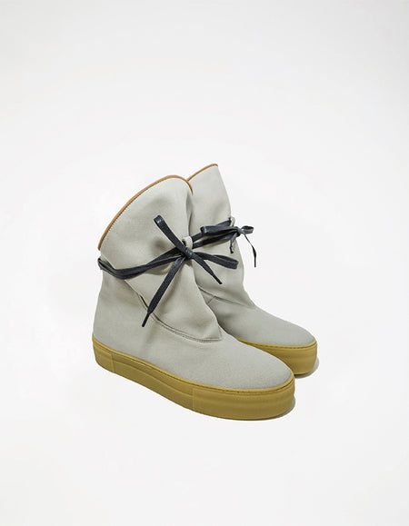 Michone Light Grey Boots